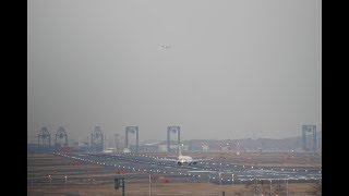 🔴 Airport Live Stream Challenging Approaches Tokyo Haneda  羽田空港