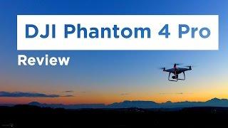 DJI Phantom 4 Pro   Review - Deutsch/German