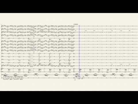 Lingus for Big Band (Concert pitch score)