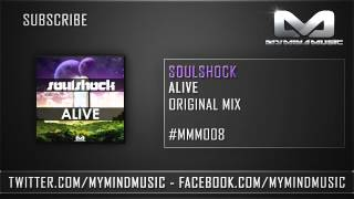 Soulshock - Alive (Official Preview)