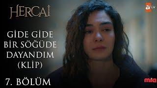 Gide Gide Bir Söğüde Dayandım- Ebru Şahin - Hercai 7. Bölüm