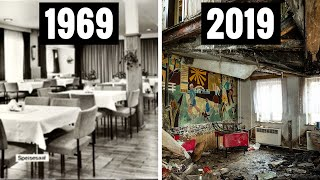 Abandoned Places THEN & NOW! Intriguing Histories - Urbex Lost Places Germany