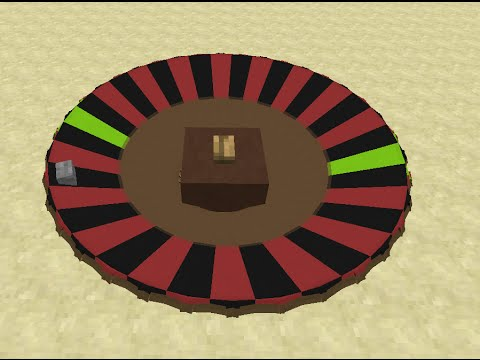 Roulette Wheel in Minecraft 2.0 from YouTube · Duration:  5 minutes 36 seconds  · 685000+ views · uploaded on 17/04/2015 · uploaded by SethBling