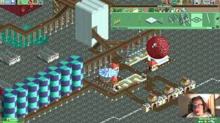 Rollercoaster Tycoon 2 (OpenRCT2) Part 13 - Factory Capers