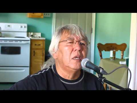 Alex Poulette singing
