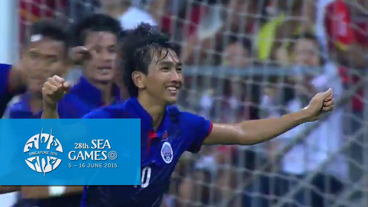 Video: U23 Myanmar vs U23 Campuchia