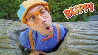 Blippi Learns at the Children's Museum | Learn to Count for Toddlers and more!
