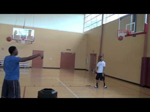 Anthony Freeman 2013 Harrison High School---Workout Tape