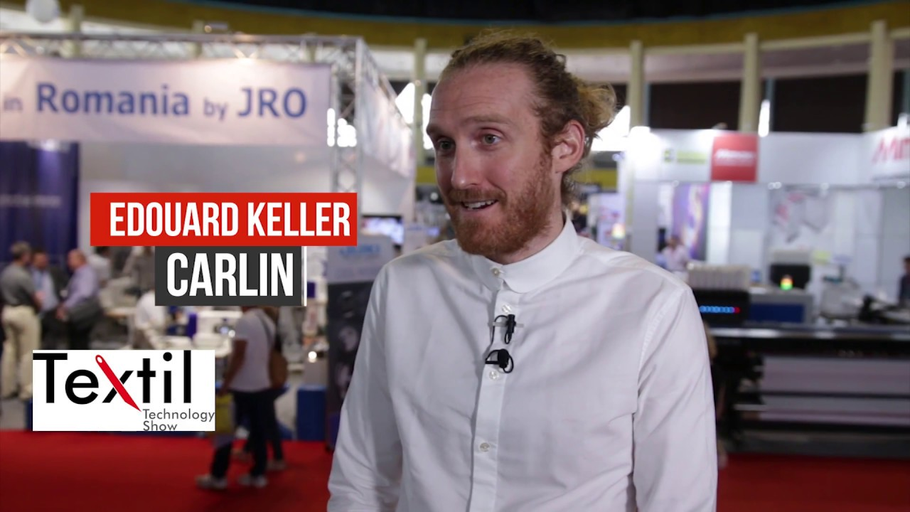 Edouard keller head of international sales carlin creative trend