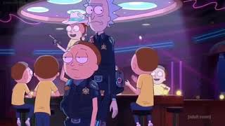 The Creepy Morty Season 3 Episode 7 ( Cowboy Morty ) ( MortyTown )
