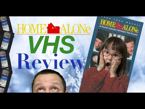Download Home Alone VHS Review