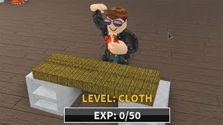 ROBLOX: KARATE TRAINING!! (Simulateur de coupe de karaté)