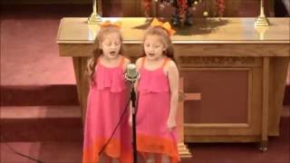 """We Will Serve The Lord"" - Lexi & Tenley Barbour"