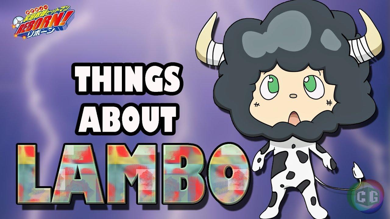 Katekyo Hitman Reborn Who Is Lambo Youtube