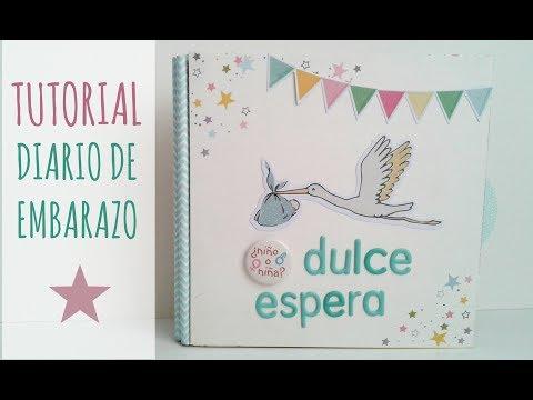 TUTORIAL DIARIO DE EMBARAZO (Colaboración Anuski's World)