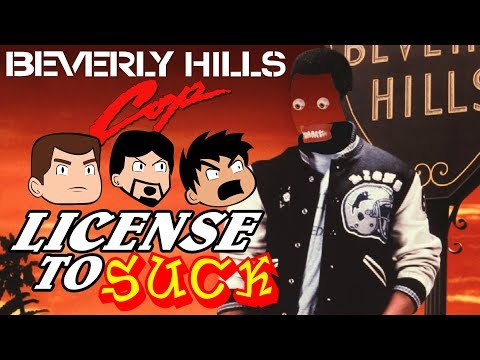 Beverly Hills Cop - License to SUCK