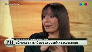 Lissa Vera y su secuestro en pleno furor por Bandana - PH Podemos Hablar 2021