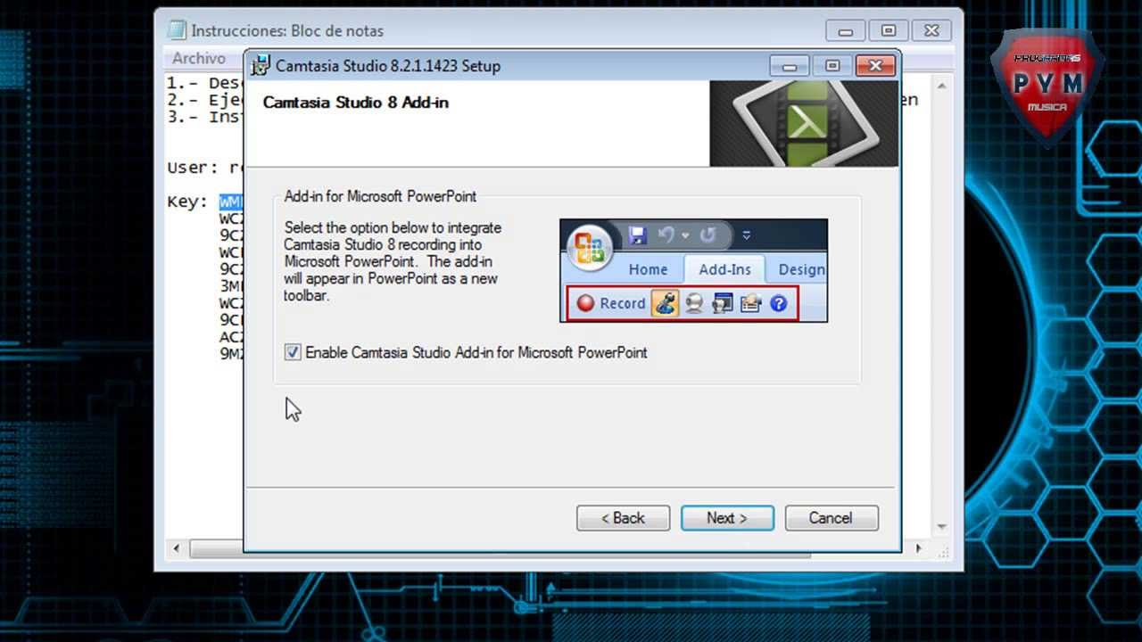 camtasia studio 8.4 serial key