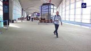 %7 نمو عدد المسافرين في مطار الملكة علياء الدولي لنهاية تشرين الأول