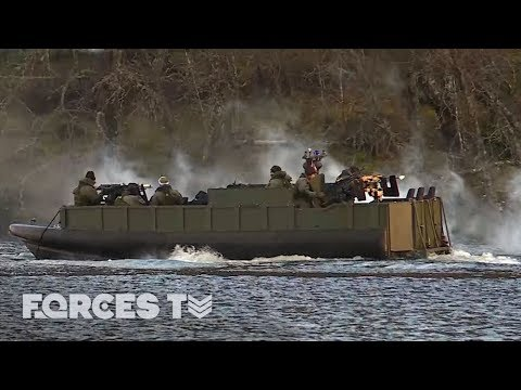 What Happens When Royal Marines Get Ambushed? | Forces TV