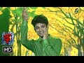 Pandu Performance | Dhee 10 |  31st January 2018  | ETV Telugu