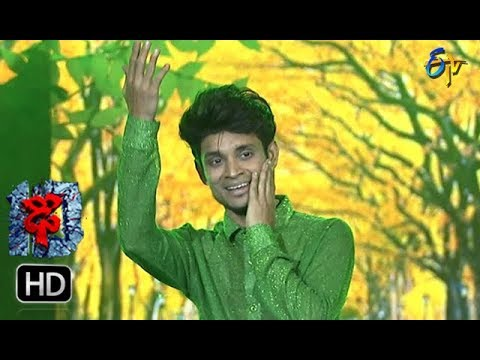 Pandu Performance | Dhee 10 |  31st January 2018  | ETV Telugu