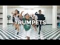 #TrumpetsChallenge | Sak Noel & Salvi - Trumpets feat. Sean Paul | @besperon Choreography