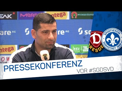 Darmstadt 98 | Pressekonferenz vor SGD-SVD