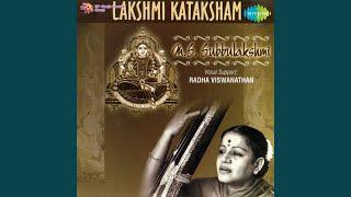 Shri Lakshmi Narayan Stothram MSSubbulakshmi