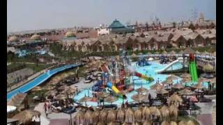 Jungle Park Resort Hurghada Egypt, Aqua Park 2010