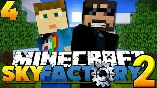 Minecraft SkyFactory 2 - Mob Farmers! [4]