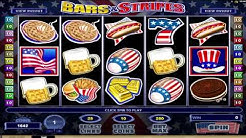 Bars and Stripes ™ free slot machine game preview by Slotozilla.com