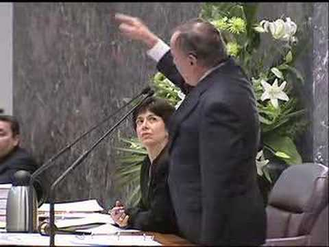 Chicago Mayor Richard Daley: Rant