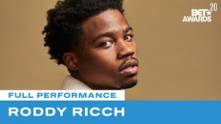"Roddy Ricch Performs ""high Fashion"" & ""the Box"" Live! 