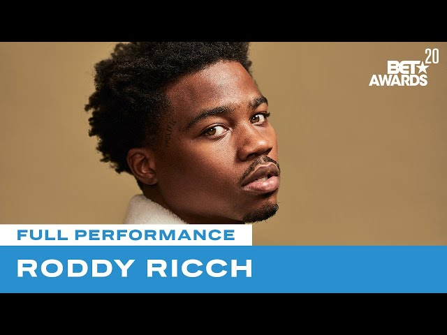 Roddy Ricch - BET Awards 2020