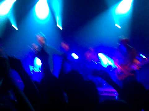 The Medicine Wears Off + The Caudal Lure Karnivool live