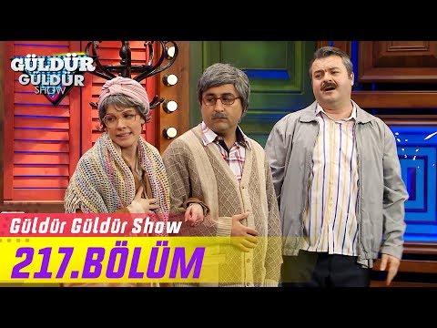 Güldür Güldür Show 217.Bölüm (Tek Parça  HD)