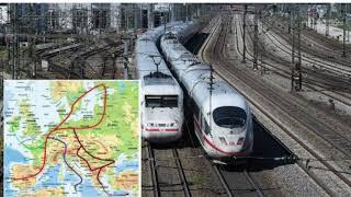 Tren i shpejtë nga Shqipëria/ BE merr rekomandimin për rrjetin e trenave, përfshihet edhe Kosova