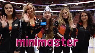 Minimaster Meets the Anaheim Ducks