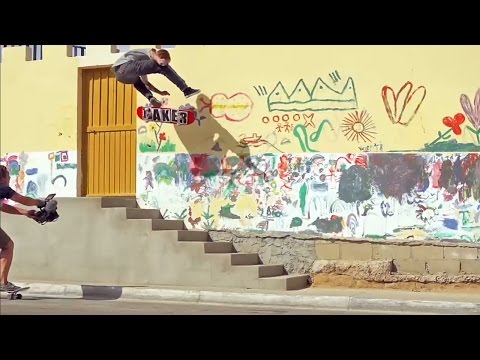 Riley Hawk & Danny Brady - Return of the Flare