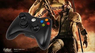 FALLOUT: NEW VEGAS on the PC with an XBOX Controller (A response to Alloy Seven)