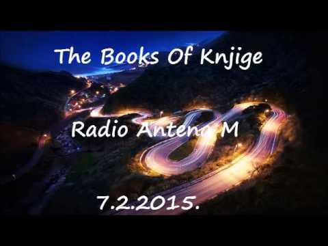 The Books Of Knjige | Radio Antena M | 7.2.2015.