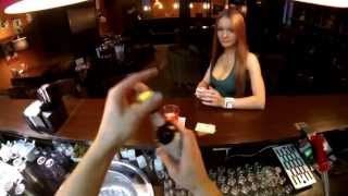 1 day barmen's life @ 1 день из жизни бармена