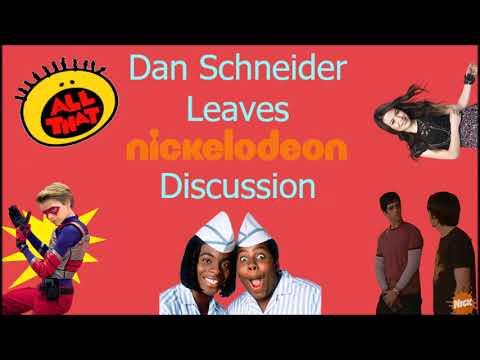 Dan Schneider Leaves Nickelodeon Discussion