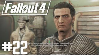 Fallout 4 - Part 22 - The Courser Reset Code and Nick's Equitable Distribution of Information