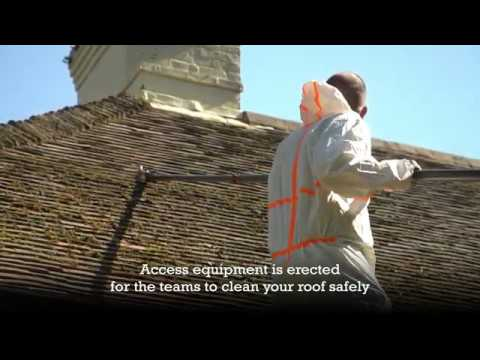 Video - The Gutter & Cladding Company - Roof Clean