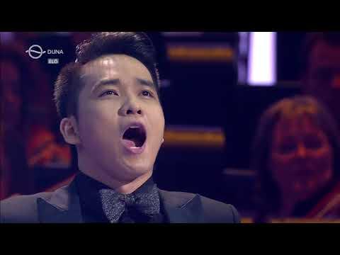 Ninh Duc Hoang Long döntős produkciója – Erkel Ferenc  Bánk bán – Hazám, hazám
