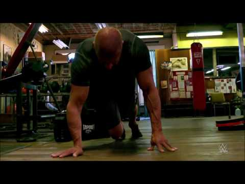 Triple H motivation workout