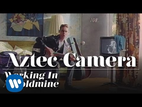 Aztec Camera - Working In A Goldmine (OFFICIAL MUSIC VIDEO)