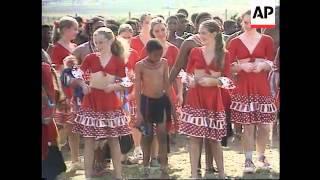 South Africa - Zulu Festival